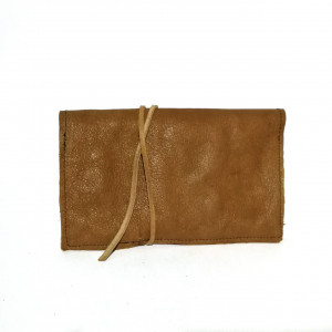 Tobacco Pouch - Camel - You Get To Roll Again