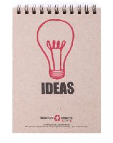 Note Book - Ideas - Lined