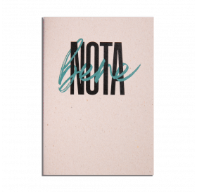 Note Book - Sewn Nota Bene - Lined